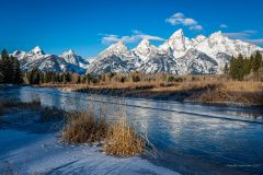 Don't Step on the Ice at Schwabacher's