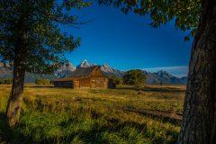 TA Molton's Barn